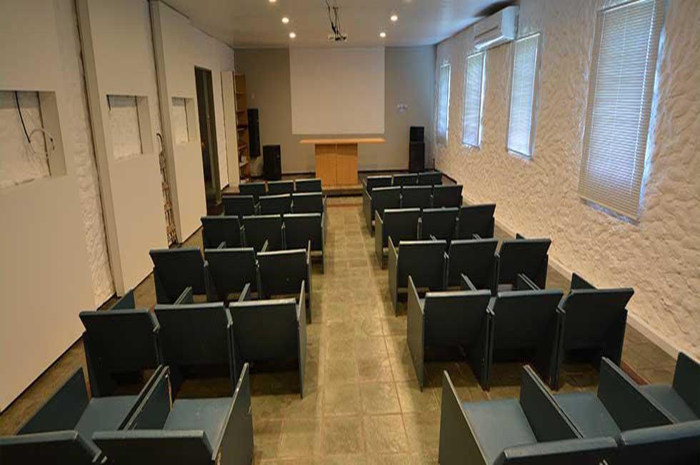 Sala de Conferência e Vídeo